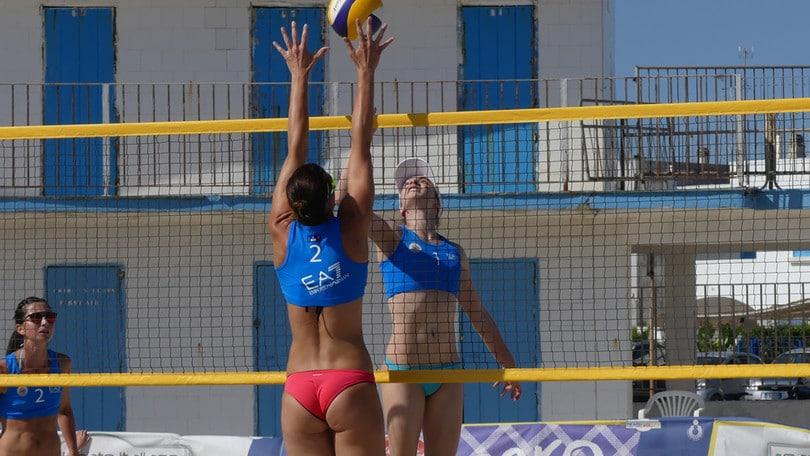 Beach Volley: a Caorle si assegna la Coppa Italia