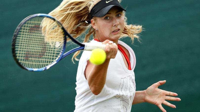 US Open qualificazioni, Martina Di Giuseppe sfavorita contro la Potapova