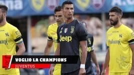 Juventus, Cristiano Ronaldo vuole la Champions