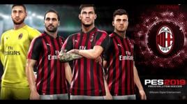 PES 2019: Milan e Konami ancora insieme