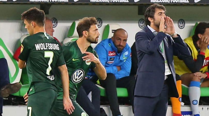 Il regolamento del Wolfsburg: «Chi sbaglia lava i piatti»