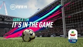 La Serie A TIM torna su FIFA 19