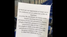 Siracusa, tifosi solidarizzano con la curva nord della Lazio: donne infuriate