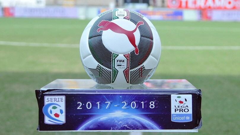 Serie C, i calendari l'8 settembre, si parte il 16
