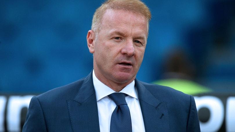 Tare: «Ho rinnovato con la Lazio fino al 2022»