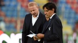 Tare: «La rosa della Lazio è da Champions»