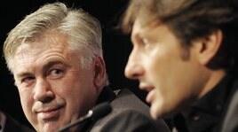 Ancelotti contro Leonardo, è la resa dei conti