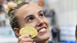 Tuffi, Cagnotto: «Torno per le Olimpiadi di Tokyo 2020»