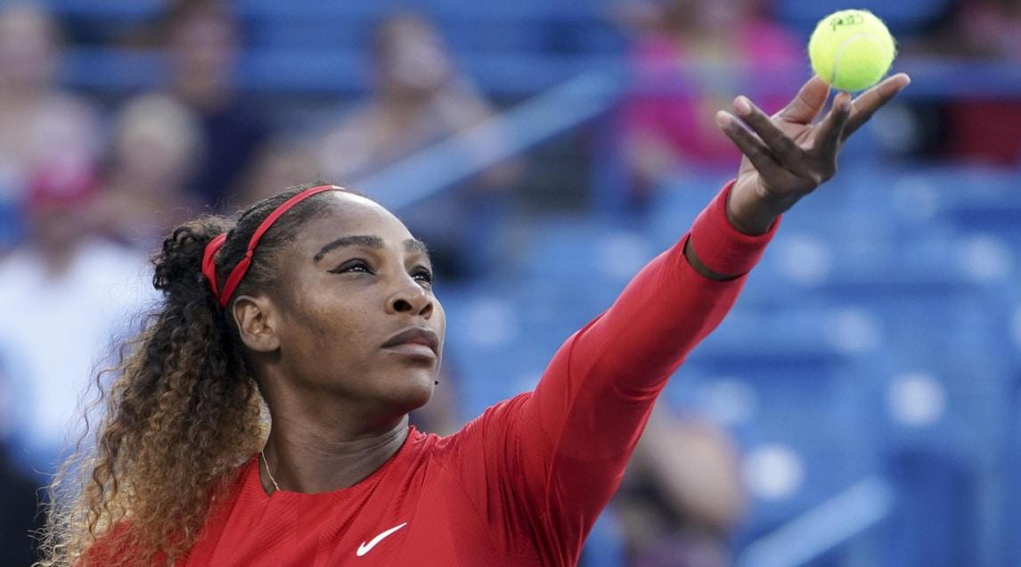 Serena Williams guida la graduatoria di Forbes nonostante la lunga assenza dai campi