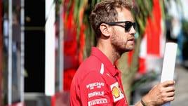 F1, Belgio: Vettel, quote da riscatto per la Ferrari