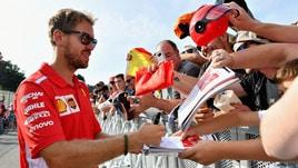 F1, Belgio, Vettel e Raikkonen pronti a ripartire: «Batterie ricaricate»