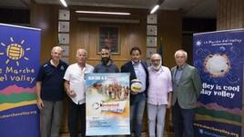 Beach Volley: presentata la 15esima edizione delle Kinderiadi