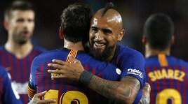 Vidal punge il Real Madrid: «Con il Var avrei vinto due Champions»