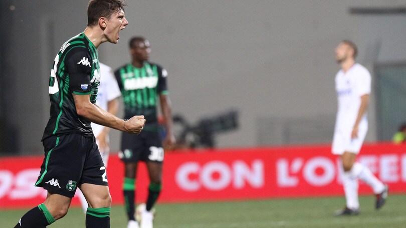Calciomercato Sassuolo, Magnani: «Difficile spiegare le emozioni che provo»