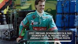 Ferrari e dintorni - Dall'esordio di Schumi alla pole Fisichella-Trulli