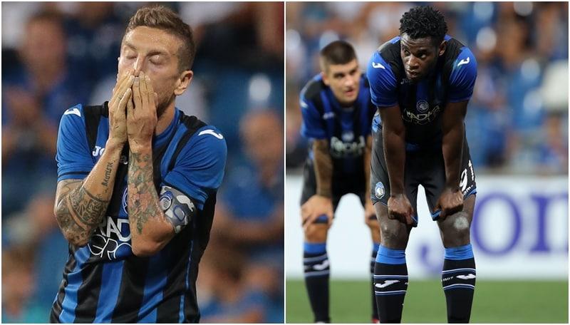 Atalanta sciupona e sfortunata, col Copenaghen finisce 0-0