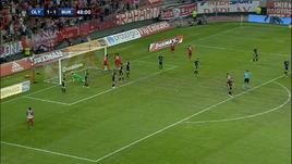 Olympiakos-Burnley 3-1