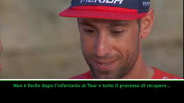 Vuelta, Nibali: