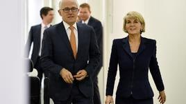 Australia: via Turnbull,Morrison premier