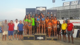 Beach Volley: scudetto Under 21 a Marchetto-Di Silvestre e They-Scampoli