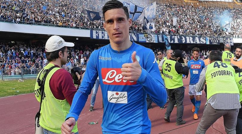 Napoli, Callejon raggiunge Maradona: la classifica dei più presenti