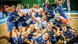 Europeo U16 femminile, stasera Italia-Spagna