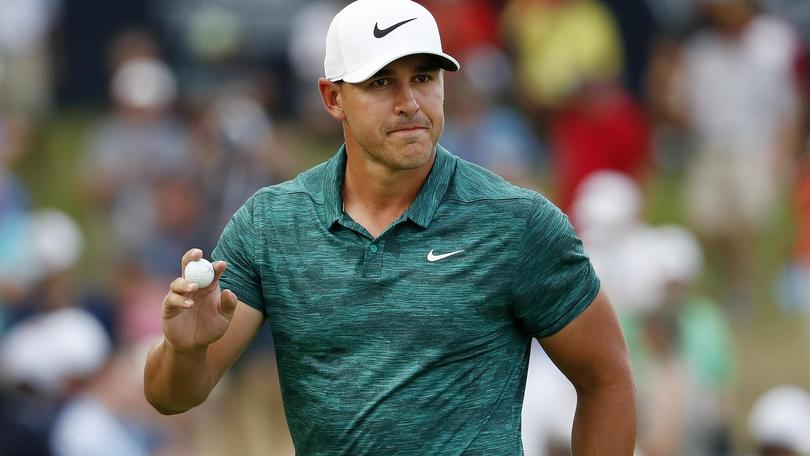 Golf:quartetto in testa a Northern Trust