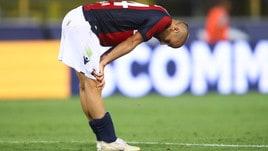 Serie A Bologna, allenamento pomeridiano. Terapie per Palacio e Donsah