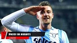 Lazio, passi in avanti per il rinnovo di Milinkovic