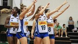 Volley: successo bis per l'Under 19 contro l'Olanda