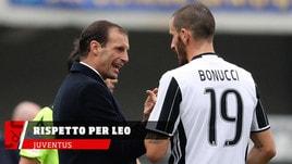 Juventus, Allegri difende Bonucci