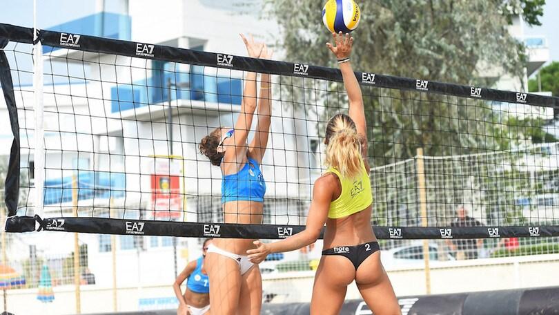 Beach Volley: a Caorle hanno preso il via le qualificazioni