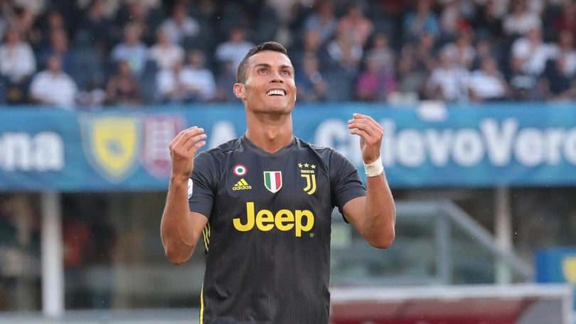 Serie A, Juventus-Lazio: lo dicono i numeri, arriva primo gol di Ronaldo