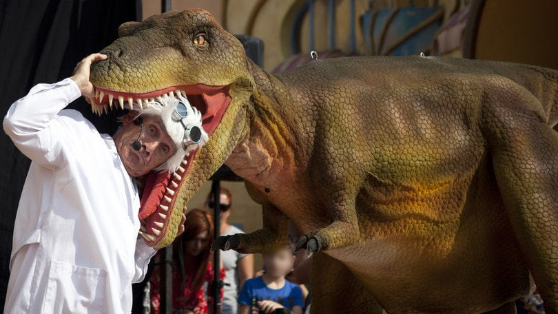 Weekend in compagnia dei dinosauri al Rainbow Magicland