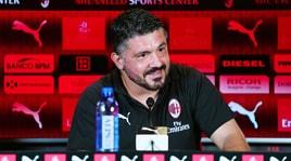 Milan, Gattuso: «Ancelotti un maestro. Non si vince solo con Higuain»