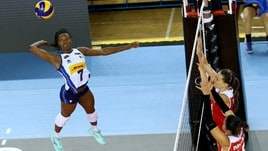 Volley: l'Italdonne cede anche all' Azerbaijan