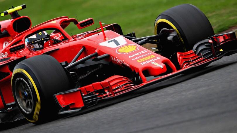 F1 Belgio, Ferrari più veloci, ma Raikkonen dice: «È soltanto venerdì»