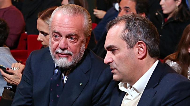 Caso San Paolo, il Napoli risponde a De Magistris