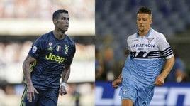 Diretta Juventus-Lazio dalle 18, formazioni ufficiali e dove vederla in tv