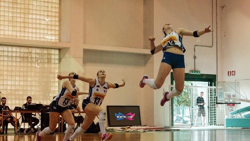Volley: l'Italia Under 19 Femminile chiude facendo tris sull'Olanda