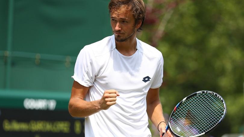 Tennis, Winston-Salem: sarà Medvedev-Johnson la finale