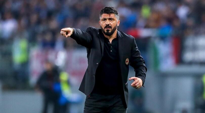 Serie A, Milan: i convocati di Gattuso per il Napoli
