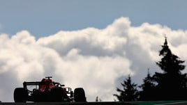 F1 Belgio, Libere 3: doppietta Ferrari! Vettel e poi Raikkonen