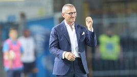 Serie A Empoli, Andreazzoli: «Sarà difficile con il Genoa»