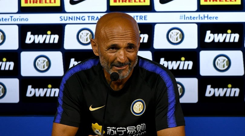 Inter, Spalletti: «Con il Sassuolo abbiamo messo in imbarazzo i tifosi»