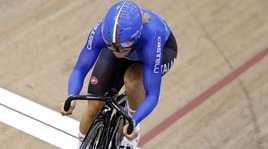Ciclismo su pista, Europei U23: Vece d'oro nei 500m