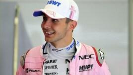 F1 Belgio, Ocon al settimo cielo: «Risultato fantastico»