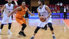Italbasket, Michele Vitali: