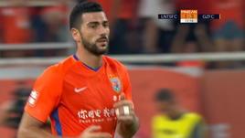 Pellé-gol non basta, lo Shandong Luneng viene travolto