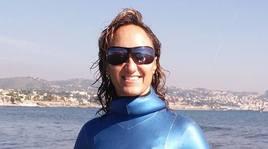 Apnea, record mondiale per la Carraturo: -115m
